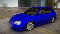 Subaru Impreza Wagon 2004