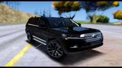 Toyota Land Cruiser 200 2016 für GTA San Andreas