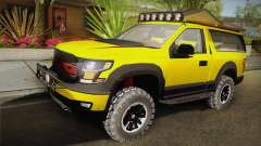 Ford F-150 Raptor FSHH pour GTA San Andreas
