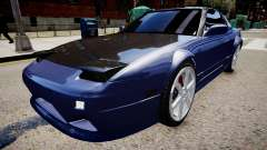 Nissan 240SX Tuning v.1.0 pour GTA 4