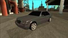 Mercedes Benz W140 Evolution