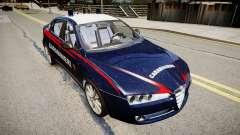 Alfa Romeo 159 Carabinieri