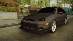 Ford Focus SVT CTG