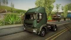 Iveco Trakker Hi-Land 4x2 Cab High v3.0 für GTA San Andreas
