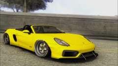 Porsche Boxter GTS L3DWork pour GTA San Andreas