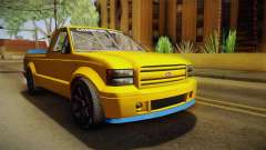 GTA 5 Vapid Sadler Racing pour GTA San Andreas