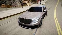 Mercedes-Benz S63 AMG W222 WALD