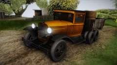GAZ-AAA 1934 IVF für GTA San Andreas