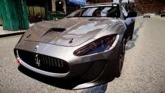 Maserati GranTurismo MC pour GTA 4
