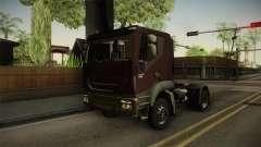 Iveco Trakker Hi-Land 4x2 Cab Low v3.0 für GTA San Andreas