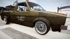 Volkswagen Caddy US Army