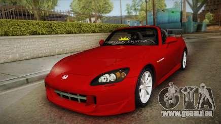 Honda S2000 Caramio pour GTA San Andreas
