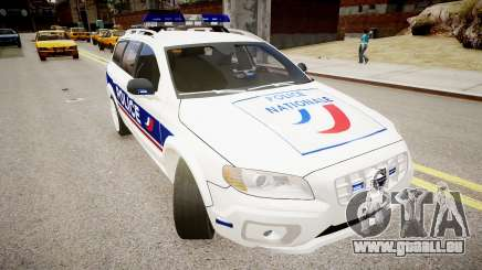 Volvo Police National für GTA 4