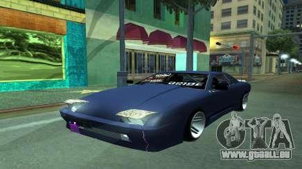 Elegy 42sx für GTA San Andreas