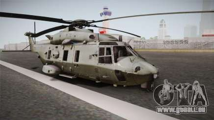 CoD: Ghosts - NH90 Retracted pour GTA San Andreas