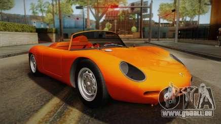 Porsche 718 Spyder RS 1960 für GTA San Andreas