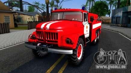 ZIL 131 NTC 100 pour GTA San Andreas