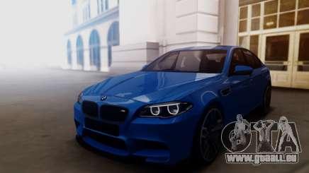 BMW M5 F10 2015 pour GTA San Andreas