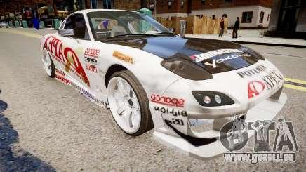 Mazda RX-7 APEXi pour GTA 4