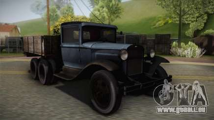 GAZ-AAA 1934 für GTA San Andreas