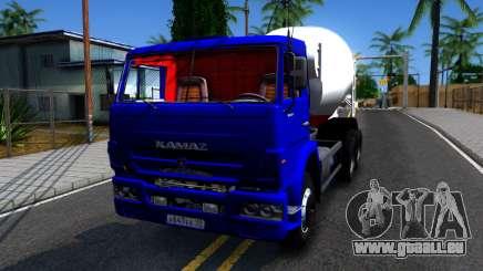 KamAZ 65115 Camion-Malaxeur pour GTA San Andreas