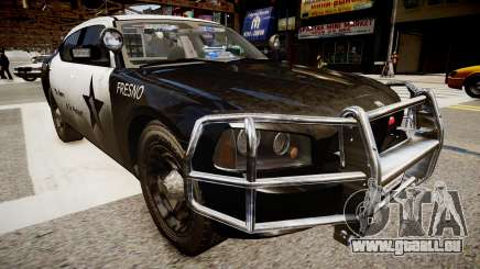 Dodge Charger Police pour GTA 4