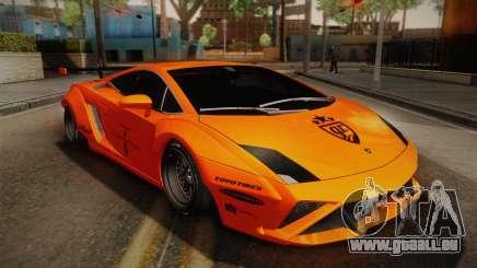 Lamborghini Gallardo Liberty Walk pour GTA San Andreas