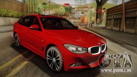 BMW 335i F34 Gran Turismo für GTA San Andreas