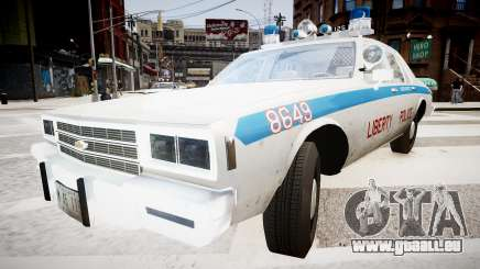 Chevrolet Impala Chicago Police für GTA 4