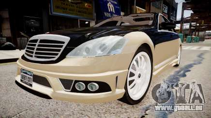 Carlsson Aigner CK65 RS Blanchimont 2008 für GTA 4