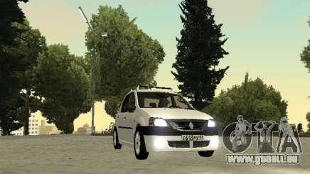 Renault Logan 2007 für GTA San Andreas