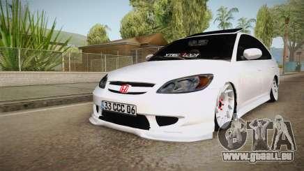 Honda Civic Vtec 2005 für GTA San Andreas