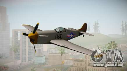 US World War 2 Rustler pour GTA San Andreas