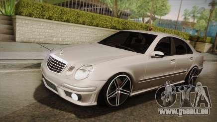 Mercedes-Benz E63 W211 AMG pour GTA San Andreas