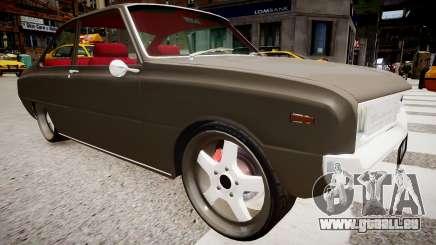 Mazda R10 für GTA 4