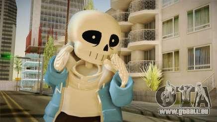 Sans The Skeleton für GTA San Andreas