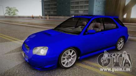 Subaru Impreza Wagon 2004 für GTA San Andreas