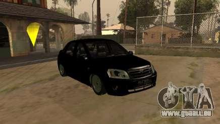 Lada Granta Armenian pour GTA San Andreas