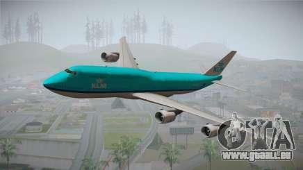 Boeing 747-8i KLM für GTA San Andreas