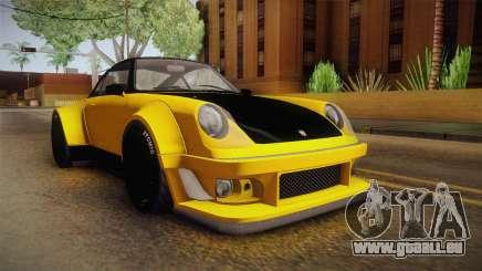 GTA 5 Pfister Comet Retro Custom für GTA San Andreas