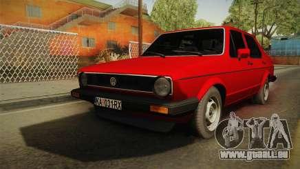 Volkswagen Jetta Mk1 pour GTA San Andreas