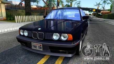 BMW E34 535i pour GTA San Andreas