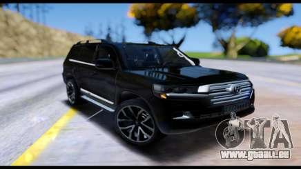 Toyota Land Cruiser 200 2016 pour GTA San Andreas