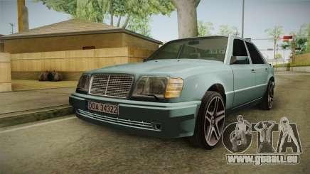 Mercedes-Benz E500 W124 AMG pour GTA San Andreas