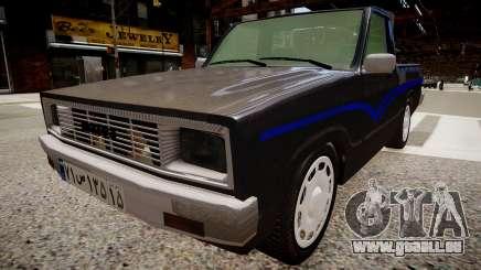 Mazda Pickup für GTA 4
