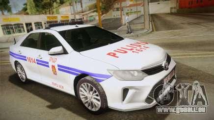 Toyota Camry Manila Police für GTA San Andreas
