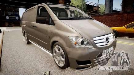 Mercedes-Benz Vito Sport-X für GTA 4