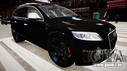 Audi Q7 V12 TDI Quattro Final pour GTA 4