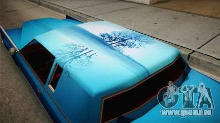 Neue Malerei-arbeiten für Remington für GTA San Andreas