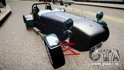 Caterham 7-er für GTA 4